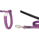Red Dingo Red Dingo Designs Cat Harness & Lead Daisy Chain Purple
