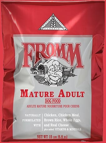 Fromm Fromm Classic Mature Dry Dog Food 33#