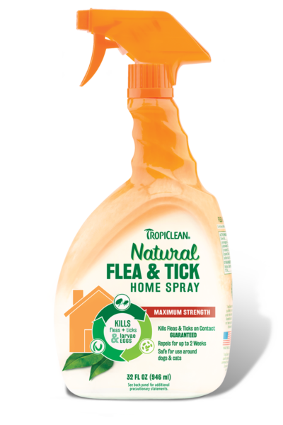 TropiClean Tropiclean Flea & Tick Home Spray 32oz