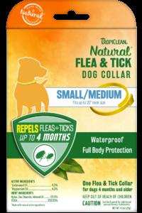 TropiClean TropiClean Natural Flea & Tick Breakaway Collar Dog