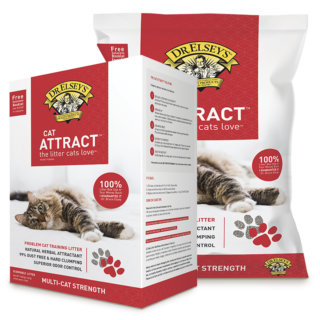 Dr. Elsey's Dr. Elsey's Cat Attract Cat Litter