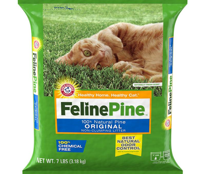 Arm & Hammer Arm & Hammer Feline Pine Original Non-Clumping Cat Litter 40#