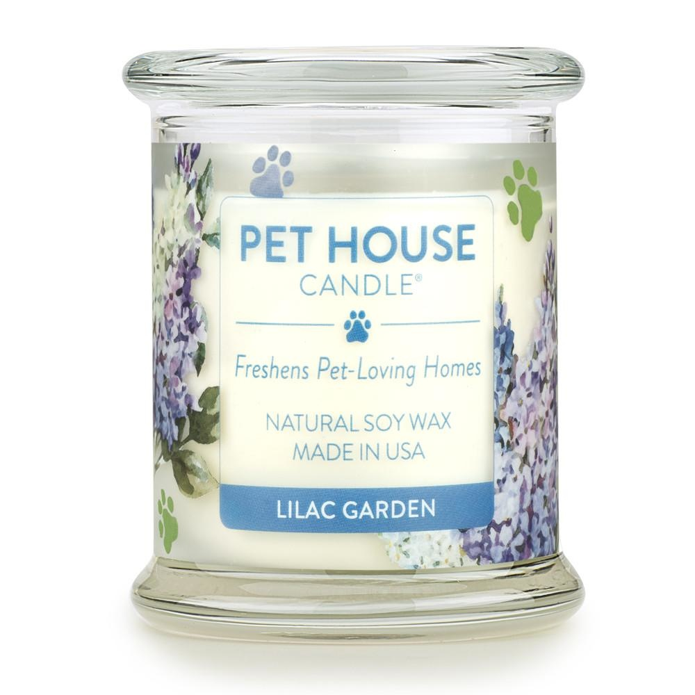One Fur All One Fur All Pet House Candle Lilac Garden