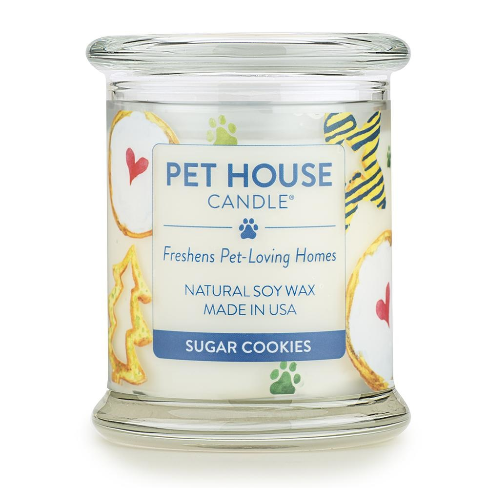 One Fur All One Fur All Pet House Candle Sugar Cookies