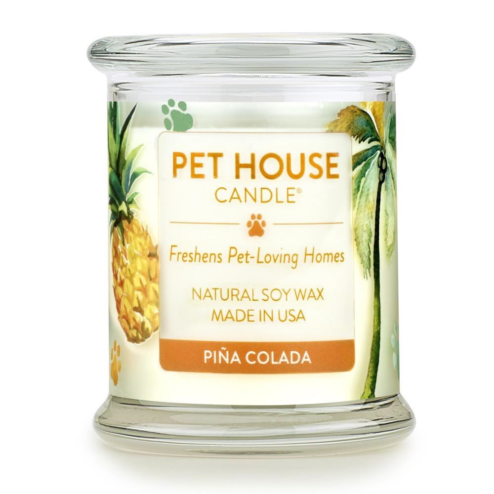 One Fur All One Fur All Pet House Candle Pina Colada