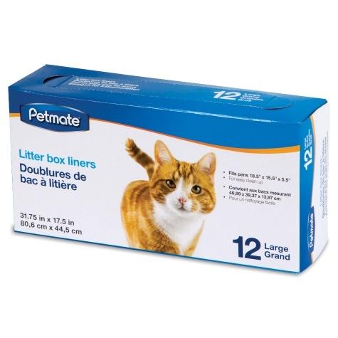 PetMate Litter Box Liners