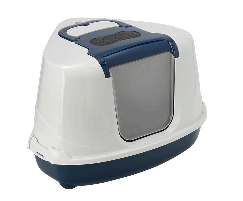 Moderna Moderna Flip Corner Closed Litter Box