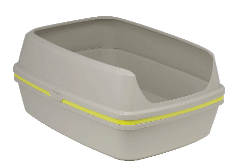 Moderna Moderna Lift To Sift Litter Box Lemon Jumbo