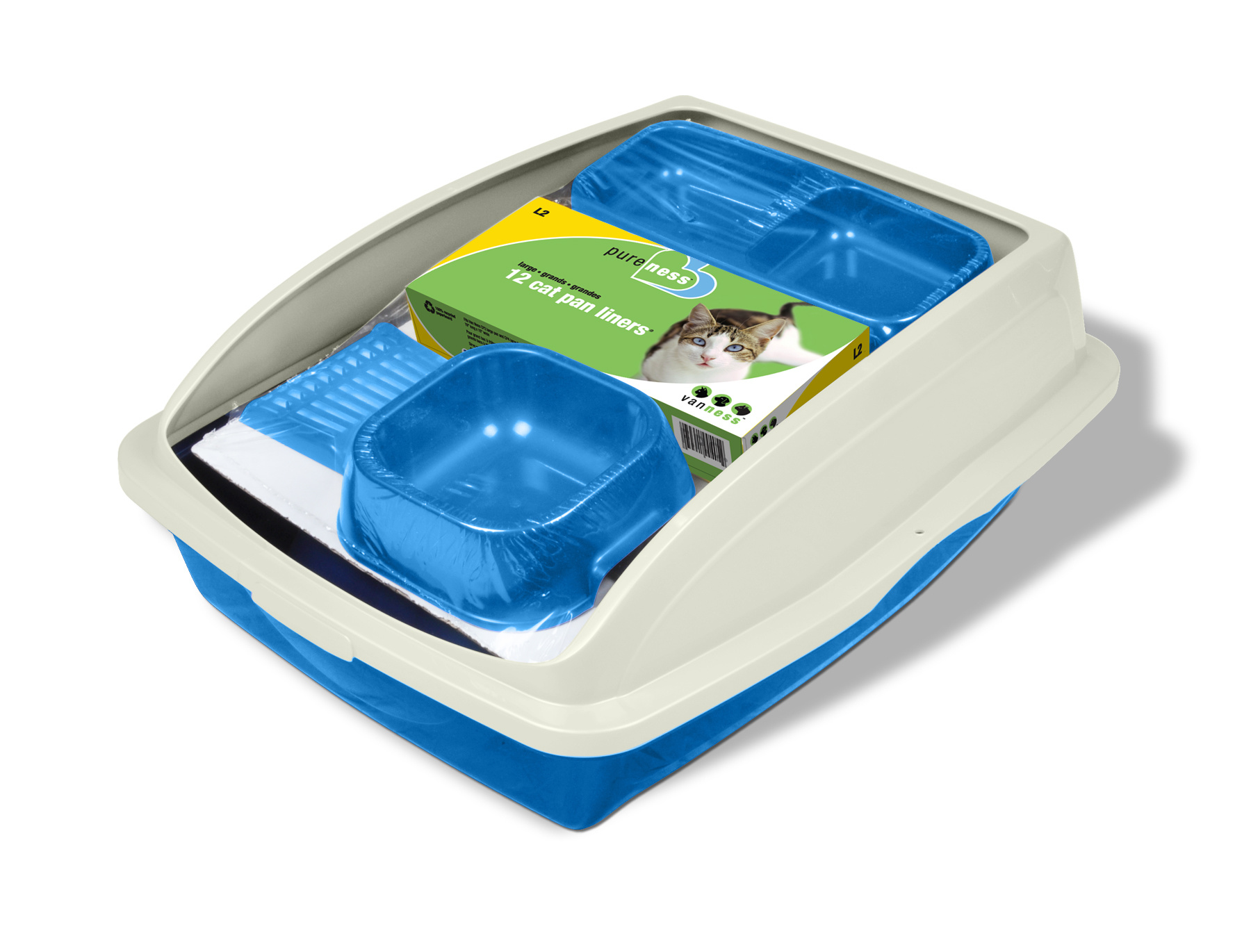Van Ness Cat Litter Starter Pan
