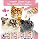 Inaba Inaba Churu Purees Tuna With Salmon Cat Treats 4ct