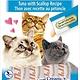 Inaba Inaba Churu Purees Tuna with Scallop Cat Treat 4ct