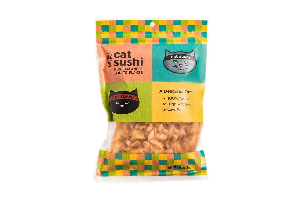 Cat Sushi Cat Sushi Bonito Flakes Classic Cat Treats