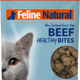 K9 Natural Feline Natural Freeze Dried Healthy Bites Beef Cat Treats 1.76oz