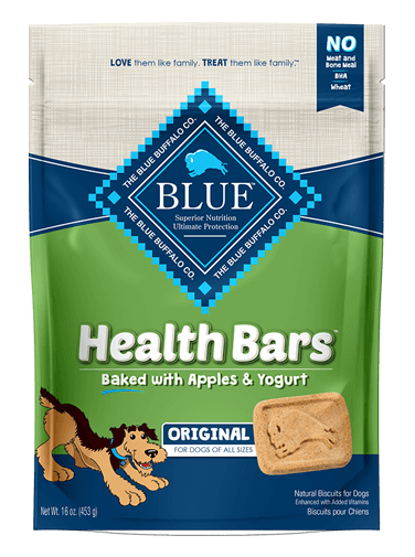 Blue Buffalo Blue Buffalo Health Bars Apples & Yogurt Dog Treats