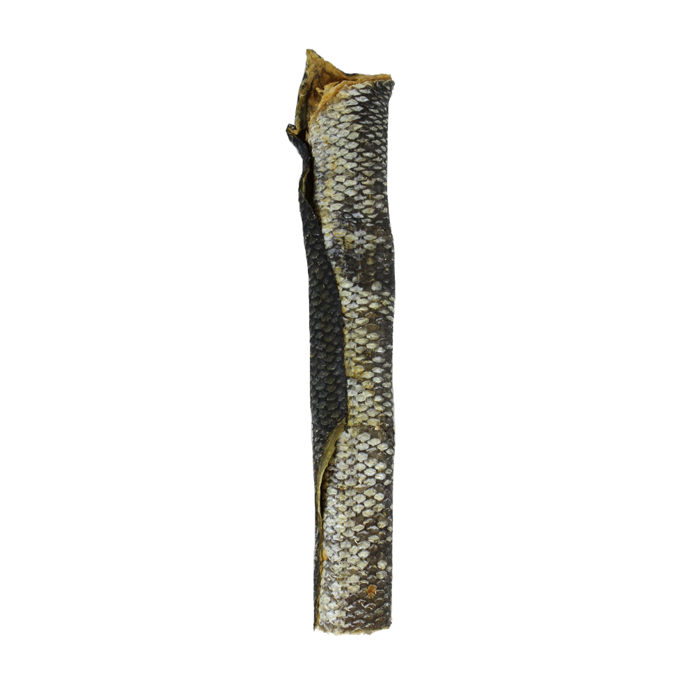 Vital Essentials Vital Essentials RAW BAR Freeze Dried Salmon Skin Dog Chew