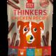 Plato Plato Thinkers Sticks Chicken Dog Treats 10oz