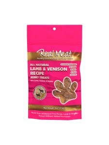 Real Meat Real Meat Lamb & Venison Jerky Dog Treats