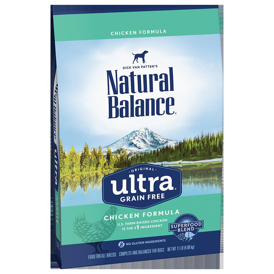 Natural Balance Natural Balance Ultra Grain Free Chicken Dry Dog Food
