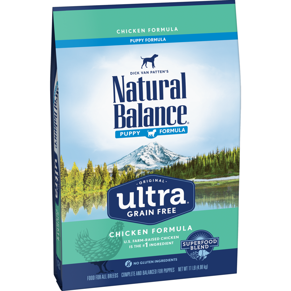 Natural Balance Natural Balance Ultra Grain Free Chicken Puppy Dry Dog Food