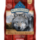 Blue Buffalo Blue Buffalo Wilderness Rocky Mountain Small Breed Red Meat Dry Dog Food 10#