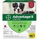 Bayer Advantage II Topical Flea Control Dog