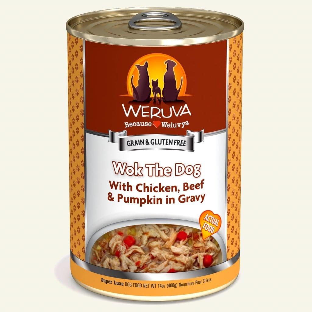 Weruva Weruva Classic Wok the Dog Wet Dog Food
