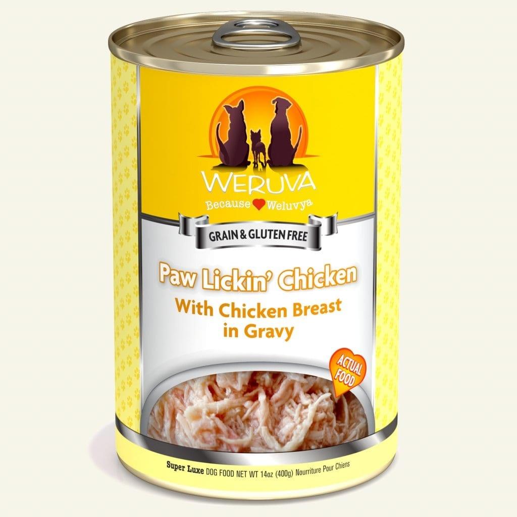 Weruva Weruva Classic Paw Lickin' Chicken Wet Dog Food