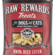 Northwest Naturals Northwest Naturals Raw Rewards Freeze Dried Beef Liver Cat & Dog Treats