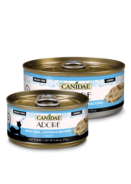 Canidae Canidae Adore with Tuna, Chicken & Mackerel Wet Cat Food