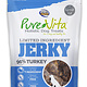 NutriSource PureVita Limited Ingredient Turkey Jerky Dog Treat 4oz