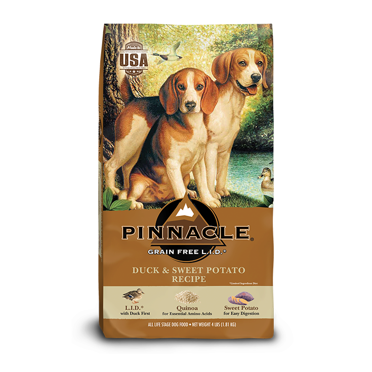 Pinnacle Pinnacle Grain Free Limited Ingredient Diet Duck & Sweet Potato Dry Dog Food