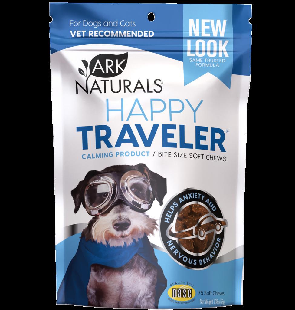 Ark Naturals Ark Naturals Happy Traveler Chews Supplement 75ct