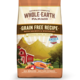 Merrick Merrick Whole Earth Farms Grain Free Salmon & Whitefish Dry Dog Food 25#