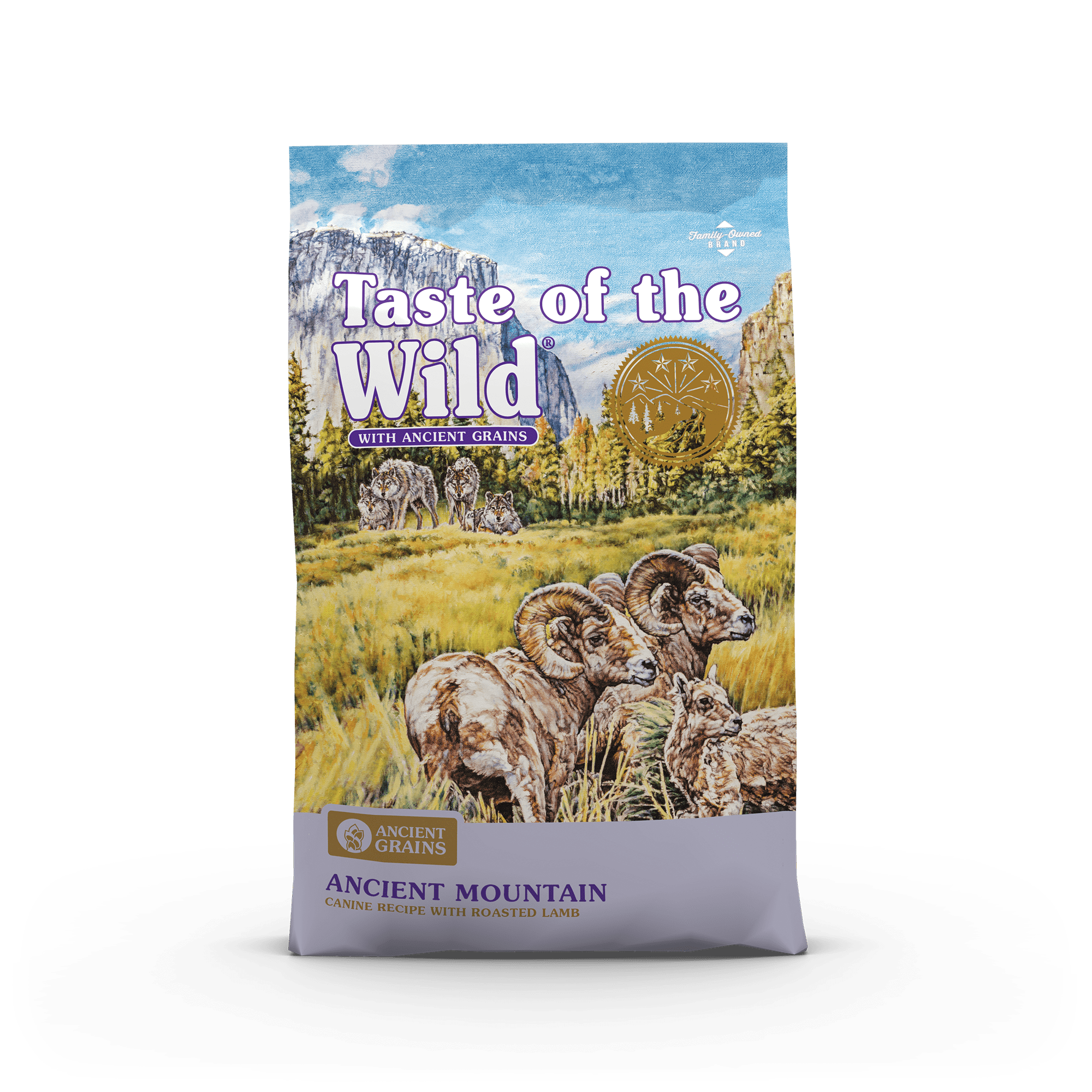 Taste of the Wild Taste of the Wild Ancient Mountain Dry Dog Food
