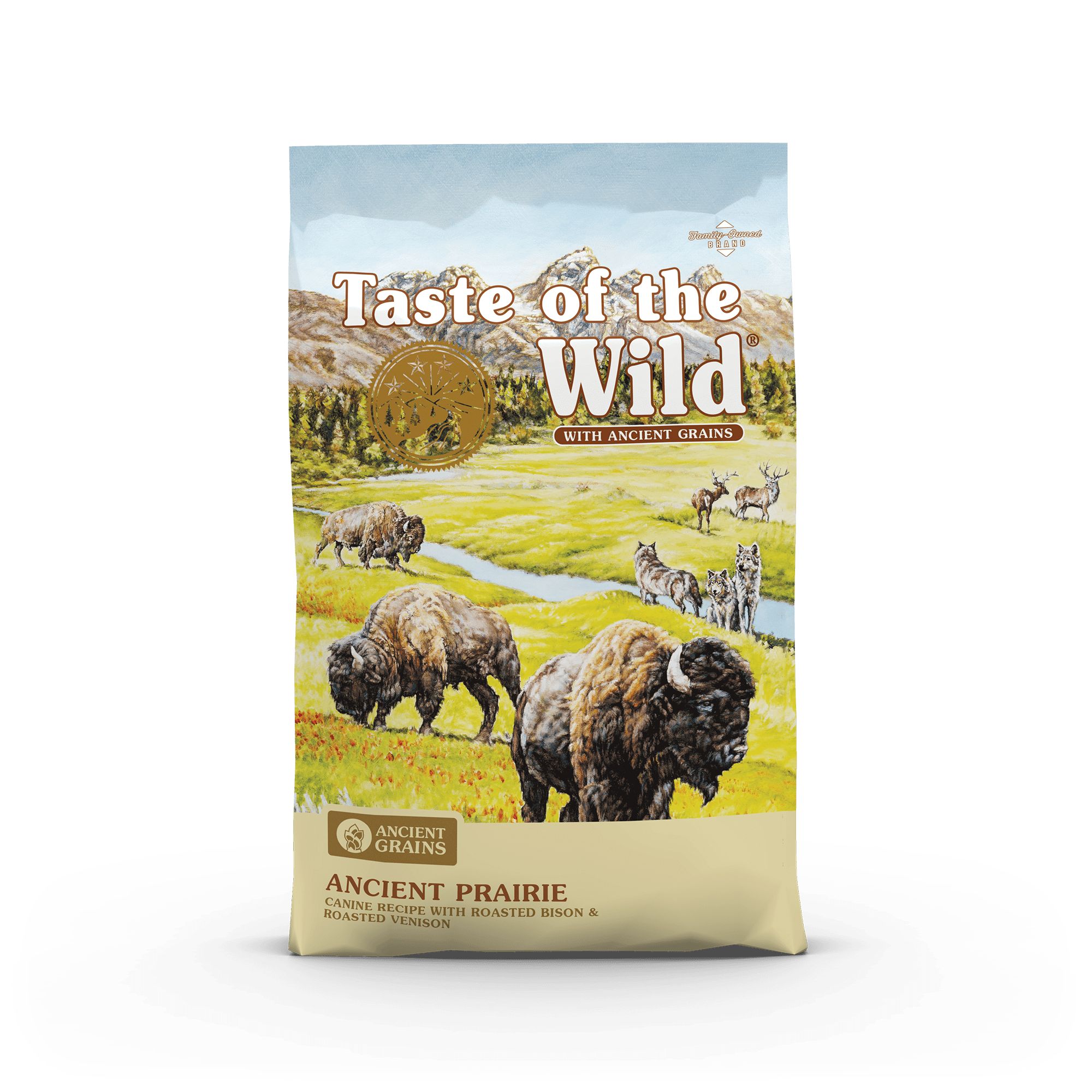 Taste of the Wild Taste of the Wild Ancient Prairie Dry Dog Food