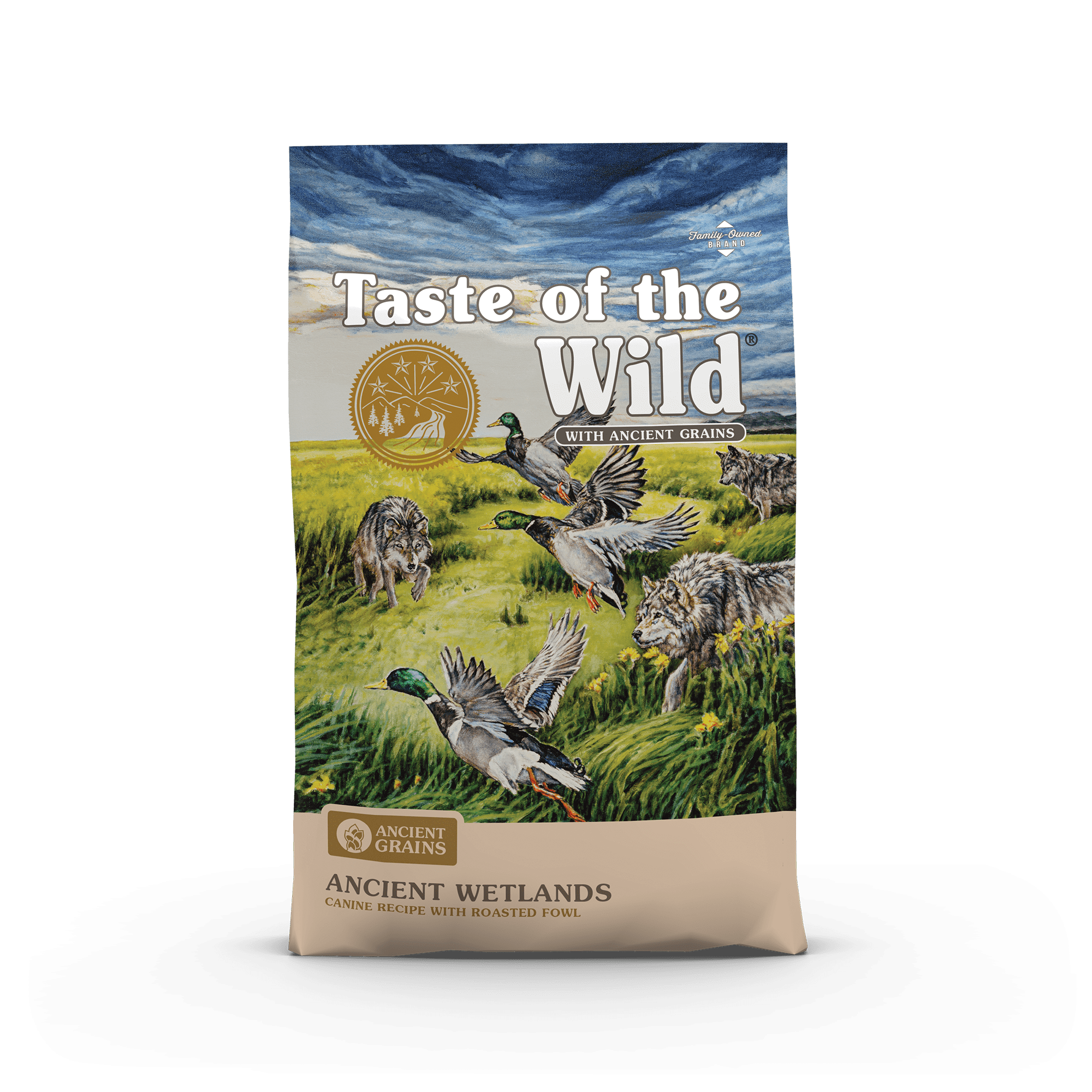 Taste of the Wild Taste of the Wild Ancient Wetlands Dry Dog Food