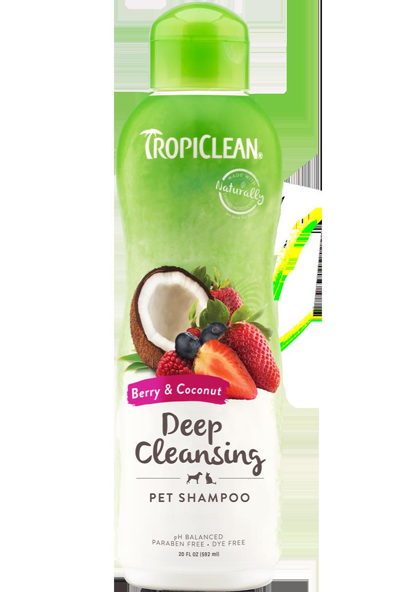 TropiClean Tropiclean Berry & Coconut Shampoo 20oz