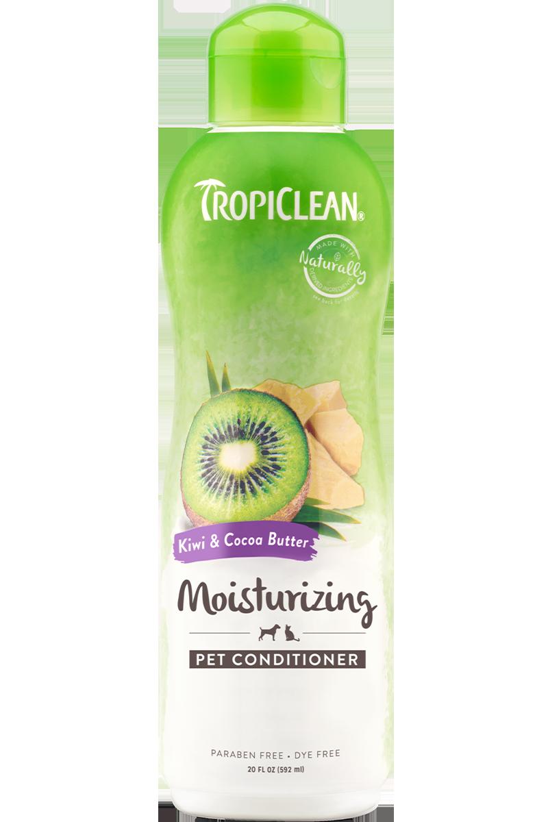TropiClean Tropiclean Kiwi & Cocoa Butter Conditioner 20oz