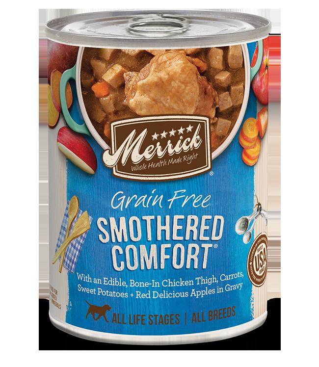 Merrick Merrick Smothered Comfort Wet Dog Food 12.7oz