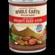 Merrick Merrick Whole Earth Farms Grain Free Hearty Beef Stew Wet Dog Food 12.7oz