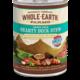 Merrick Merrick Whole Earth Farms Grain Free Hearty Duck Stew Wet Dog Food 12.7oz