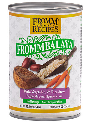 Fromm Fromm Frommbalaya Pork, Vegetables & Rice Wet Dog Food 12.5oz