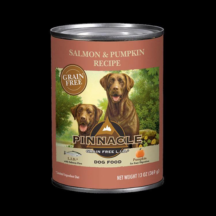 Pinnacle Pinnacle Grain Free Limited Ingredient Diet Salmon & Pumpkin Wet Dog Food 13oz