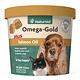 NaturVet NaturVet Omega-Gold Plus Salmon Oil Soft Chew Supplement