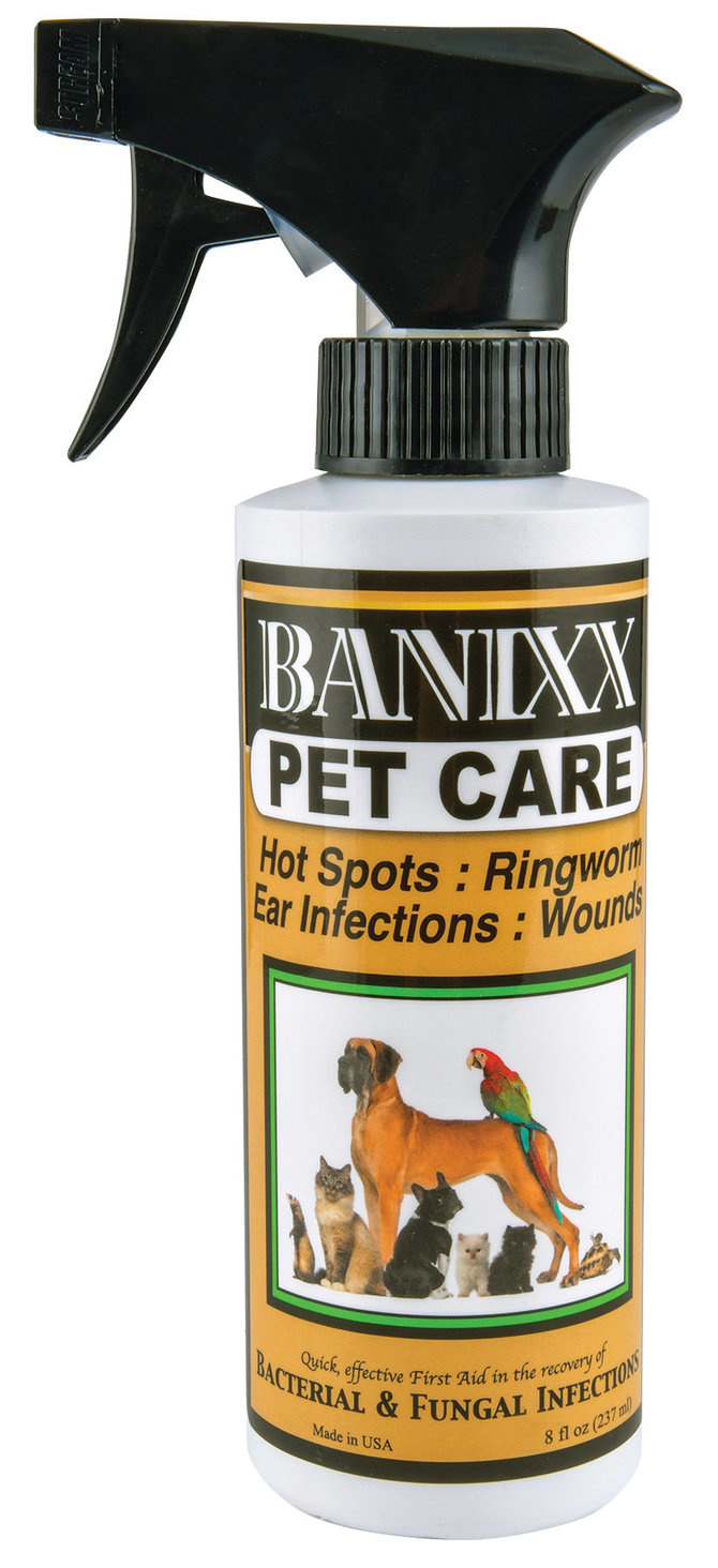 Banixx Banixx Pet 8oz