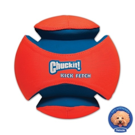 Chuck-it! Kick Fetch Dog Toy