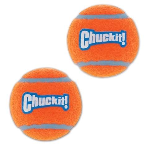 Chuckit! Tennis Ball Dog Toy 2 Pack