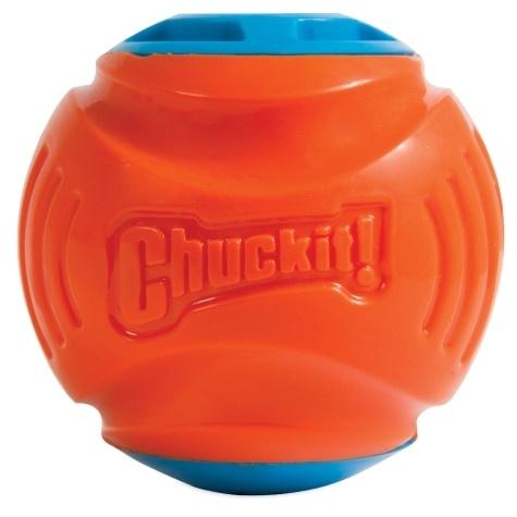 Chuckit! Chuckit! Locator Sound Ball Dog Toy Large