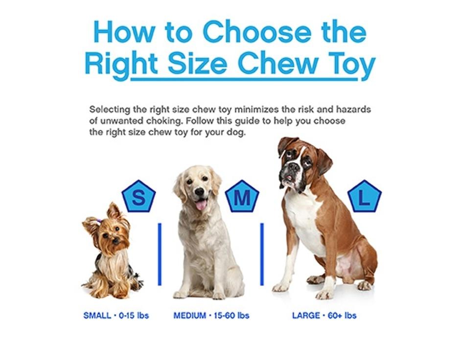 Chuck-it! Max Glow Tumble Bumper Dog Toy Medium