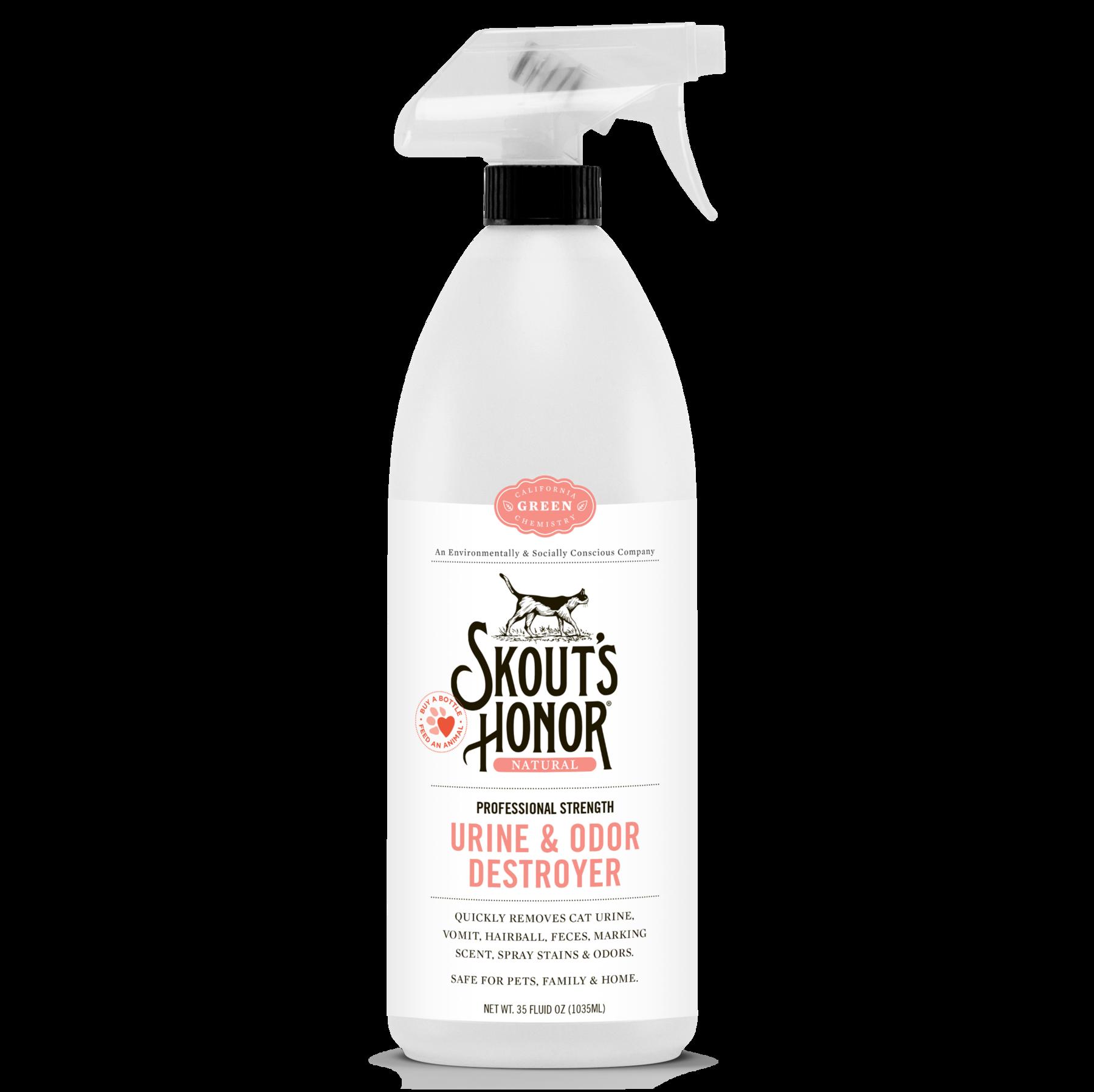 Skout's Honor Skout's Honor Feline Urine & Odor Destroyer Cleaning Spray